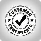 Customer Certificate Extension